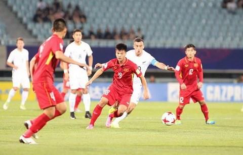 10 sự kiện nổi bật của bóng đá Việt Nam trong năm 2017
