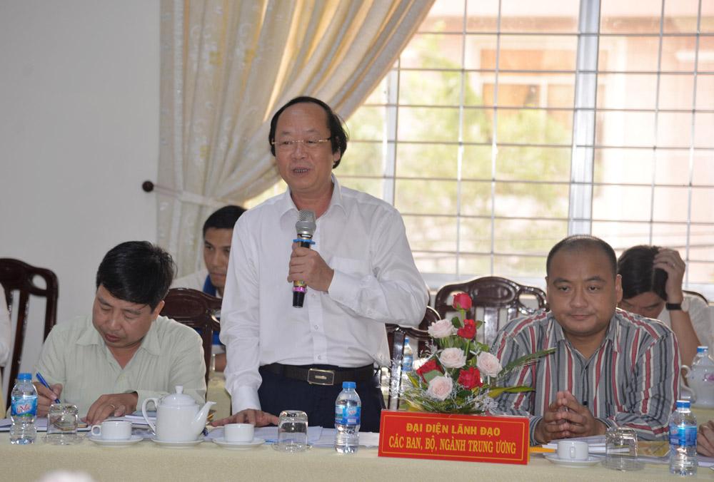 Lãnh đạo bộ, ngành Trung ương trả lời kiến nghị của các tín đồ Phật giáo Hòa Hảo