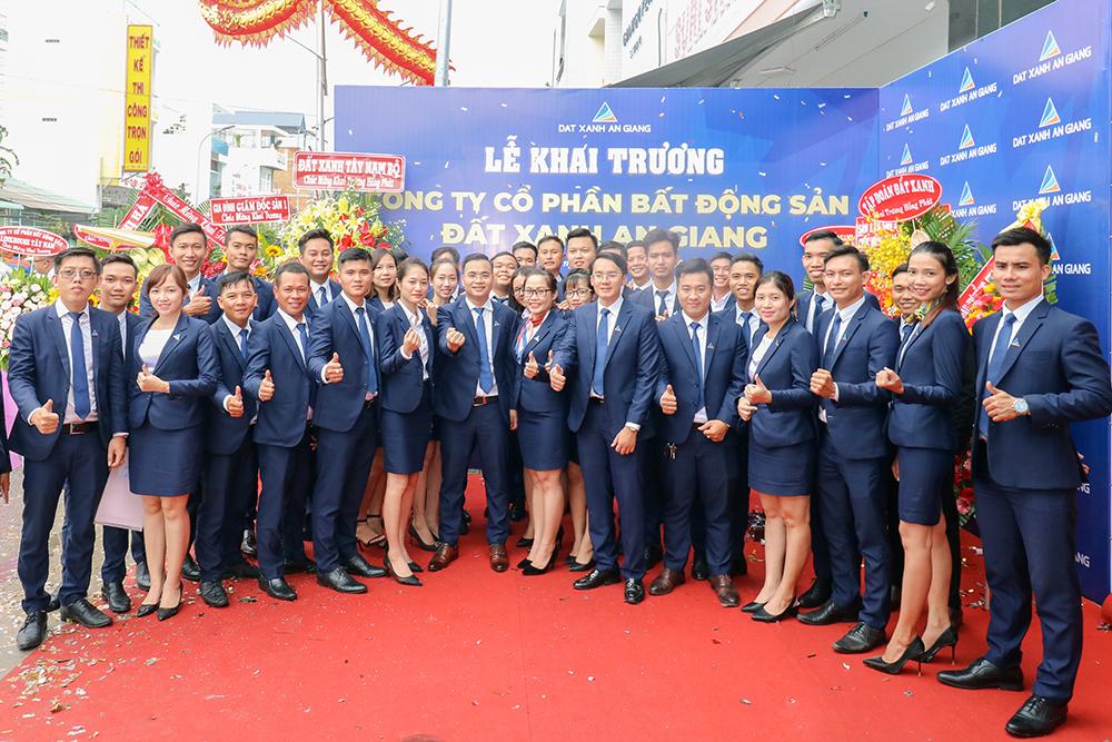 Đất Xanh Tây Nam Bộ khai trương công ty thành viên tại An Giang