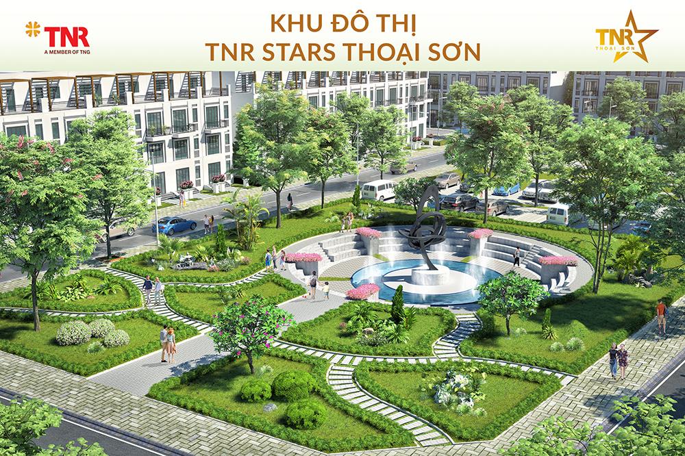 Chủ đầu tư Dự án TNR Stars Thoại Sơn - An Giang thay đổi đối tác phân phối chiến lược