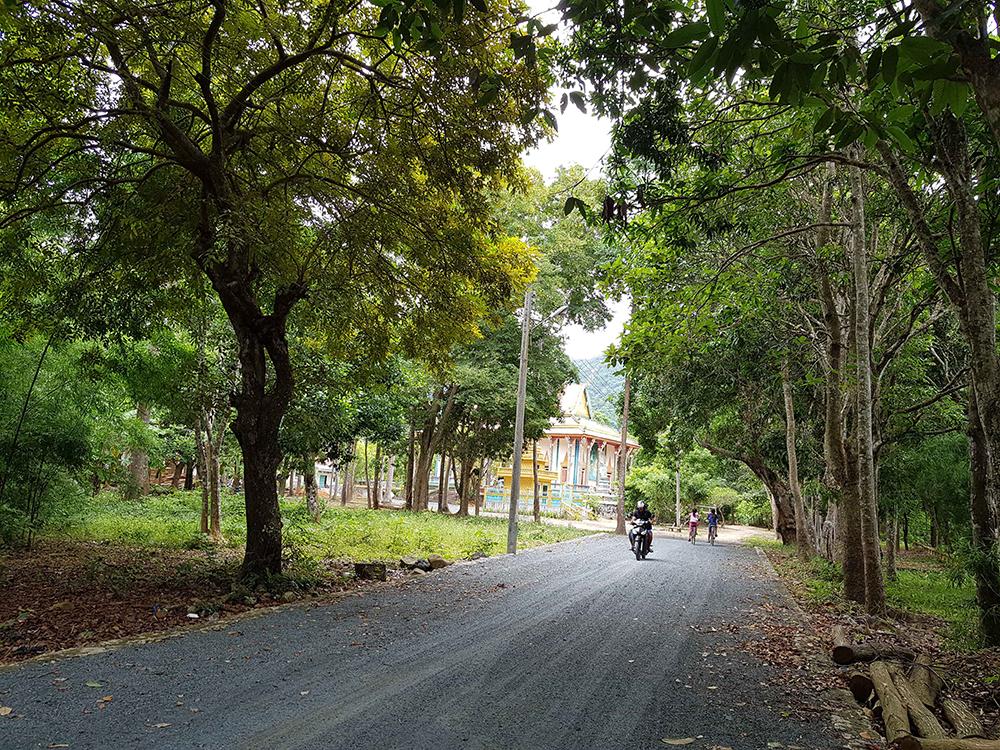 Lương Phi về đích nông thôn mới