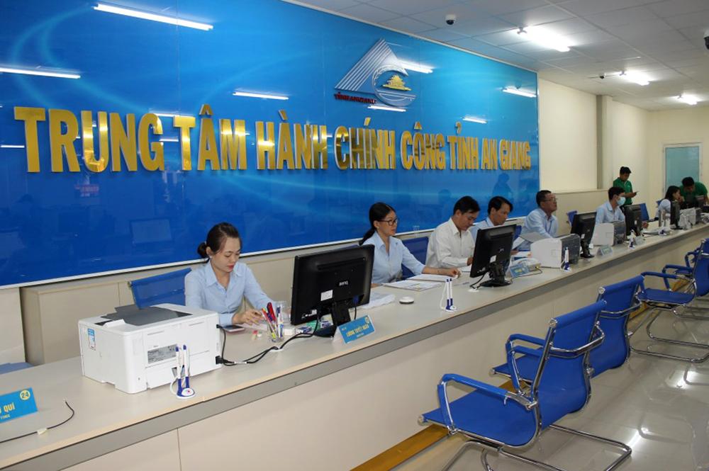 Hiệu quả hoạt động Trung tâm Phục vụ Hành chính công tỉnh