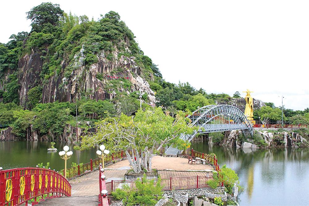 Tiềm năng phát triển du lịch của Thoại Sơn là rất lớn