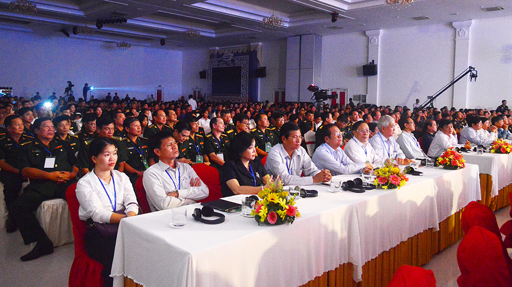 Giao lưu hữu nghị biên giới Việt Nam – Campuchia năm 2019