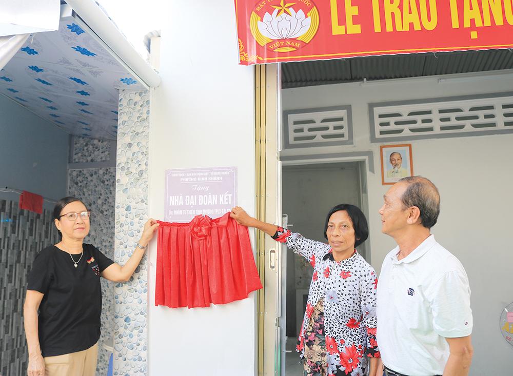Dấu ấn 20 năm của phường Bình Khánh