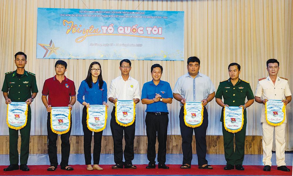 Hấp dẫn Liên hoan các đội, nhóm tuyên truyền ca khúc cách mạng tỉnh An Giang năm 2019