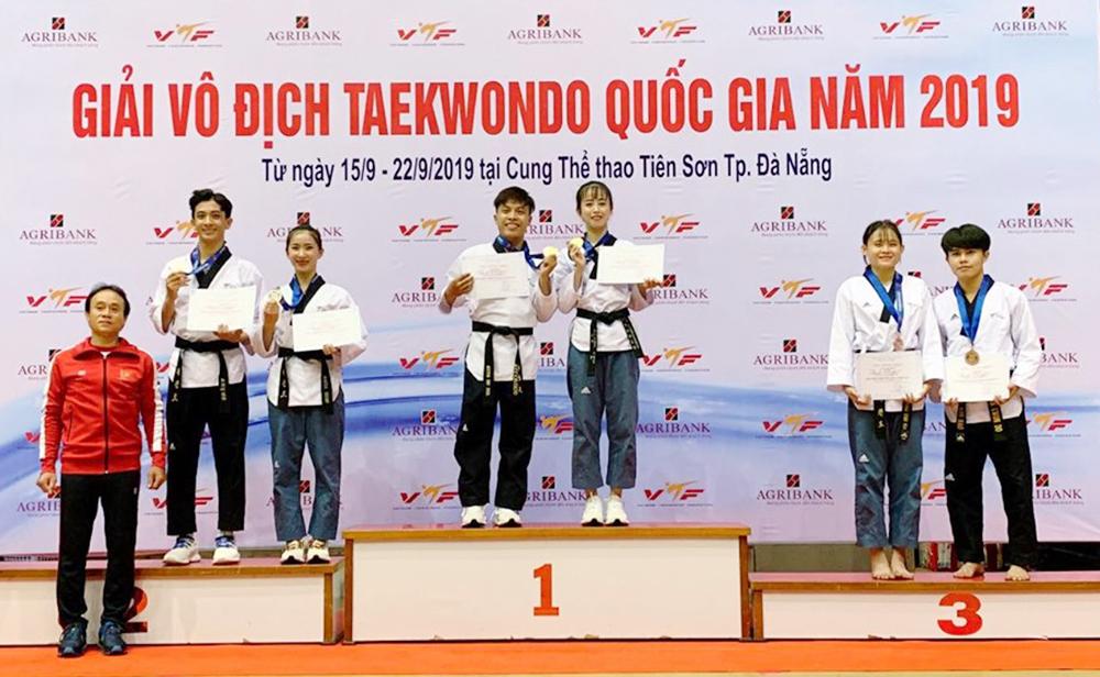 Taekwondo nỗ lực phát triển