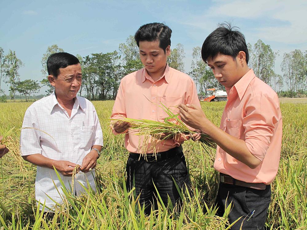 Thay đổi nhận thức của người làm nghề nông