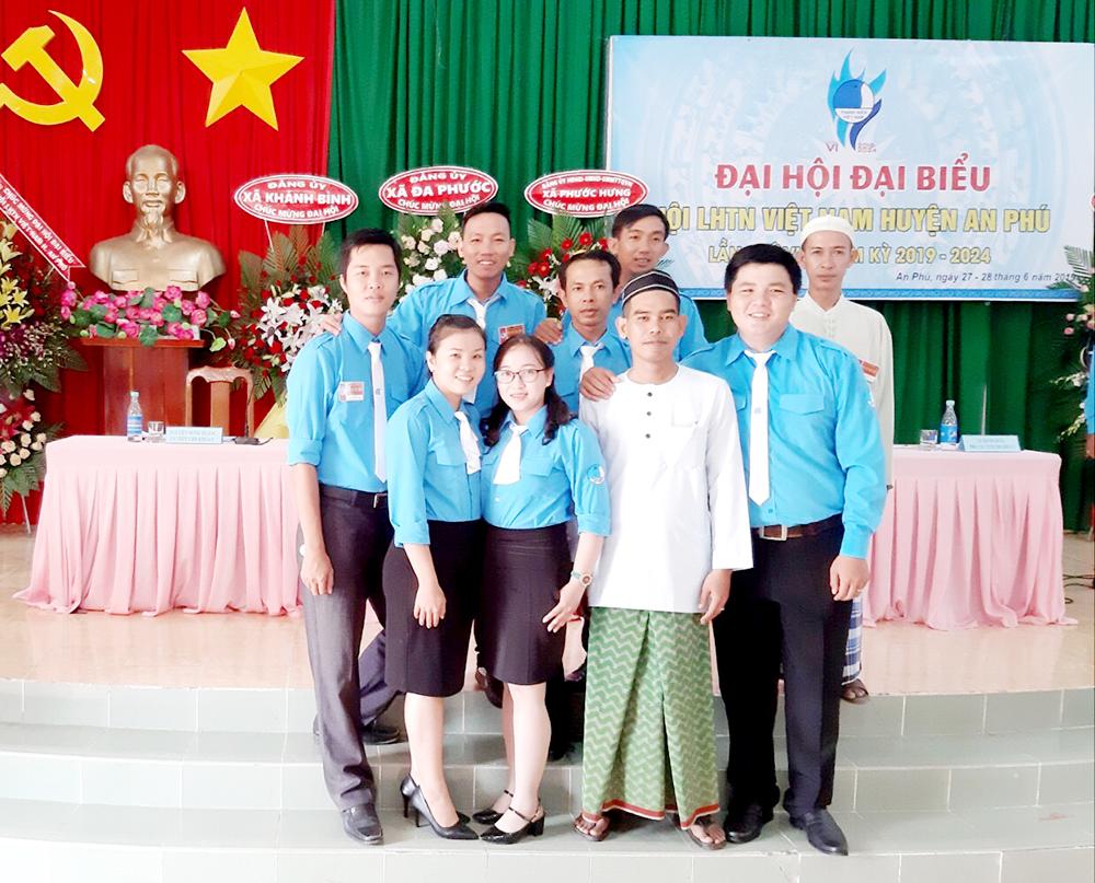 Đảng viên tiêu biểu làng Chăm