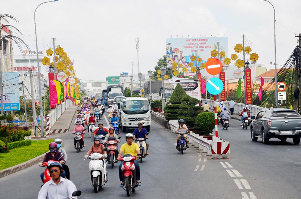 Cần ứng xử có văn hóa khi tham gia giao thông