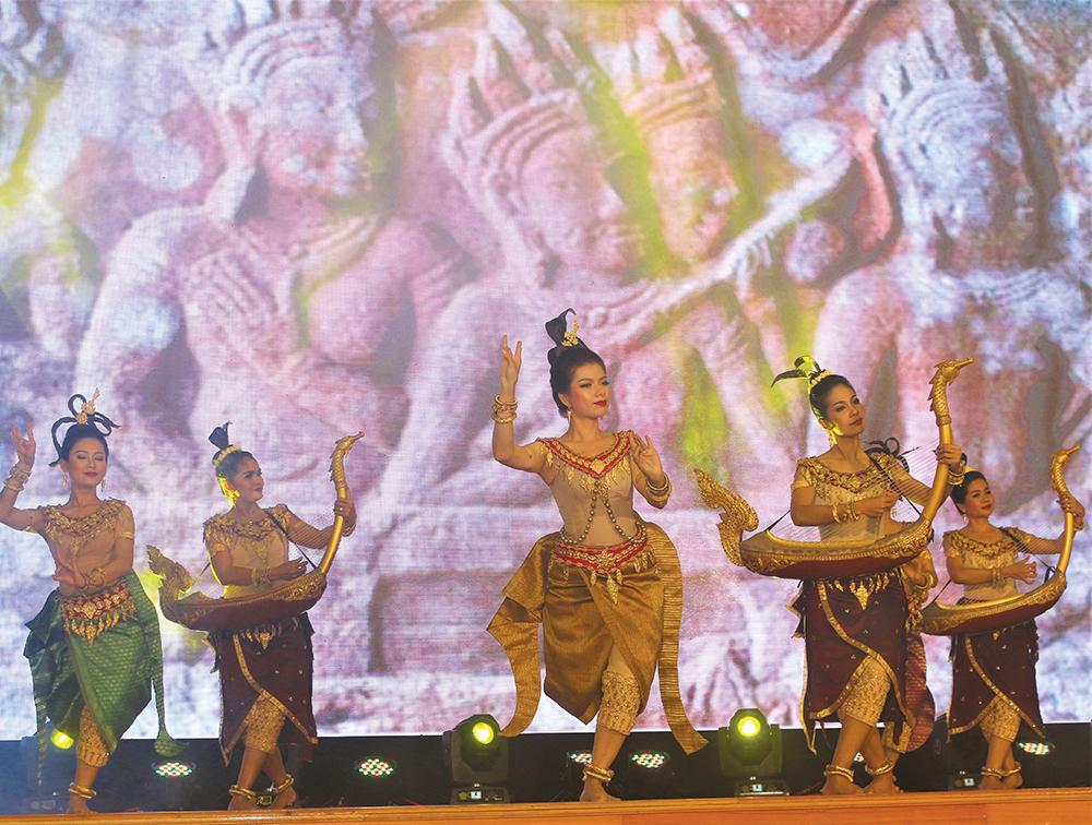 """Điểm nhấn """"Tuần lễ văn hóa Campuchia tại Việt Nam"""""""