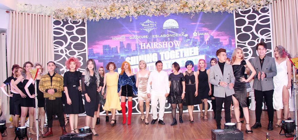 Học viện tóc Thanh Tùng tổ chức kỷ niệm 30 năm hình thành và phát triển