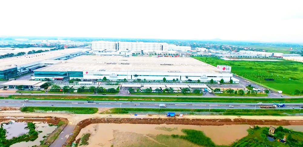 Khu công nghiệp Vĩnh Thạnh mang lại nhiều tiềm năng phát triển kinh tế cả vùng