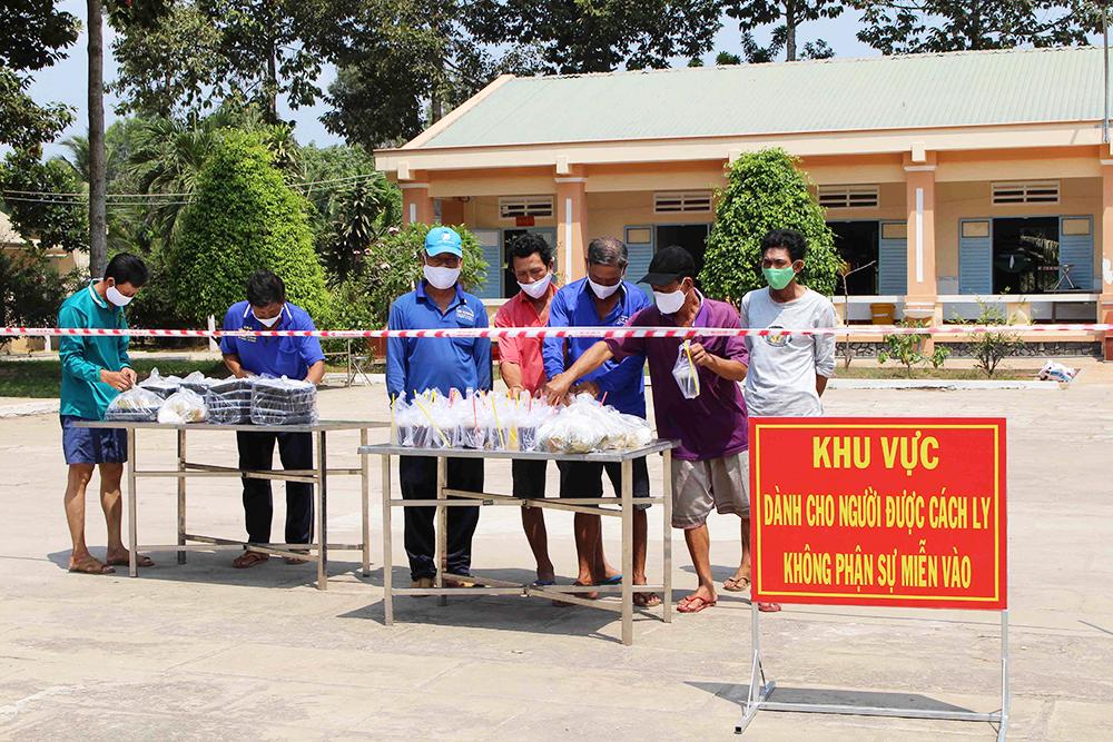 Ngày mai (21-3), sẽ có 33 công dân thực hiện cách ly y tế ở Tân Châu trở về nhà