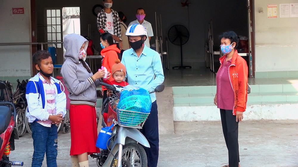 70 công dân hoàn thành thời gian cách ly tập trung tại Tịnh Biên