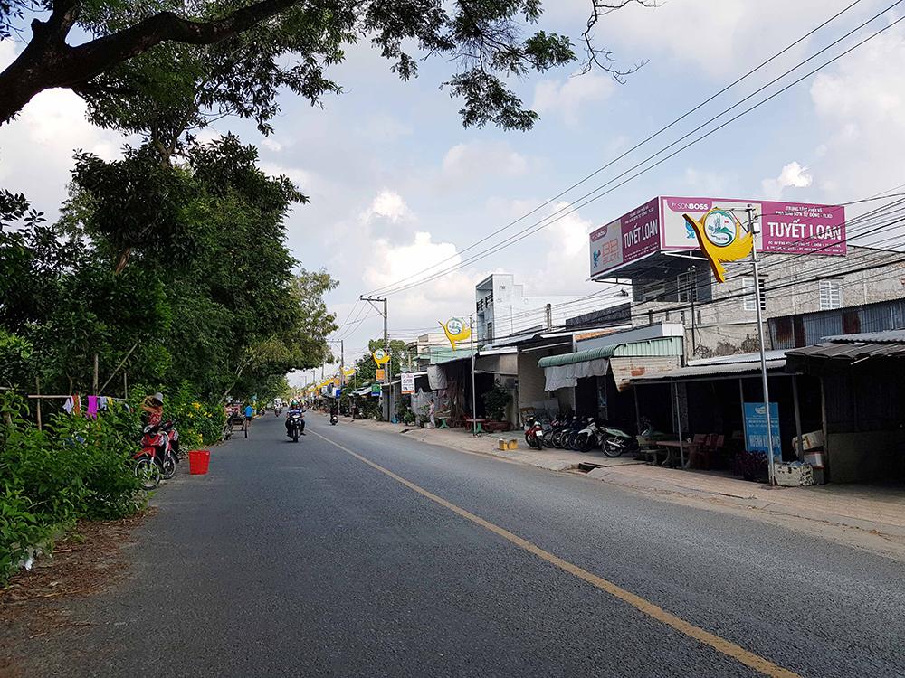 Nâng tầm đô thị Tri Tôn