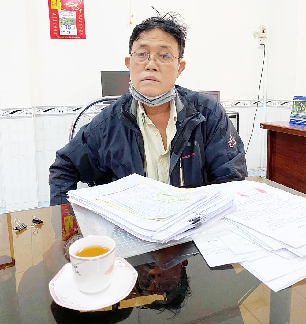 Không có cơ sở xem xét giải quyết khiếu nại của ông Nguyễn Huỳnh Tiền