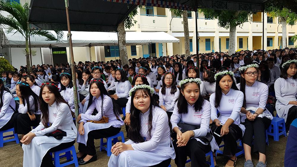An Giang tổ chức thi tuyển đối với 3 trường chuyên biệt, còn lại xét tuyển vào lớp 10, năm học 2020-2021