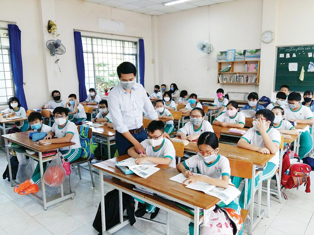 Tăng cường bổ sung kiến thức cho học sinh
