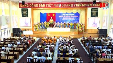 Khai mạc Đại hội đại biểu các dân tộc thiểu số tỉnh An Giang lần III-2019