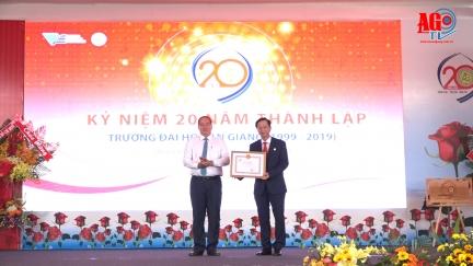 Kỷ niệm 20 năm thành lập Trường Đại học An Giang