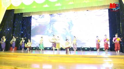 Đoàn nghệ thuật quốc gia Campuchia biểu diễn tại An Giang