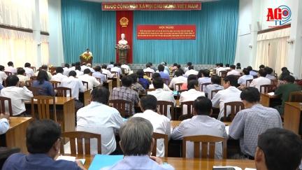 Quán triệt Chỉ thị số 35 của Bộ Chính trị