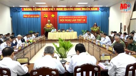 Hội nghị Ban Chấp hành Đảng bộ tỉnh lần thứ 18 đề ra phương hướng, nhiệm vụ chính trị năm 2020