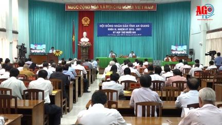 Bế mạc kỳ họp lần thứ 12 HĐND tỉnh  khóa IX