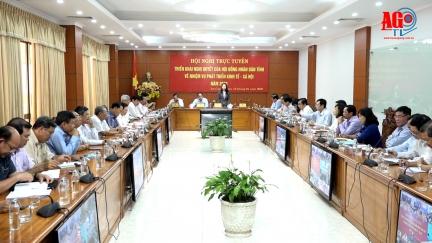 UBND tỉnh triển khai nghị quyết của HĐND tỉnh về nhiệm vụ phát triển kinh tế - xã hội năm 2020