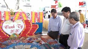 Triển lãm sách, báo, tạp chí mừng Đảng - mừng Xuân 2020
