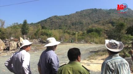 Tập trung các giải pháp phòng cháy, chữa cháy rừng