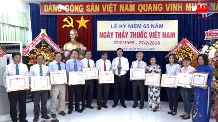 Kỷ niệm 65 năm ngày Thầy thuốc Việt Nam