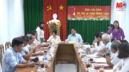 Khối thi đua các cơ quan Đảng cấp tỉnh ký kết giao ước thi đua năm 2020
