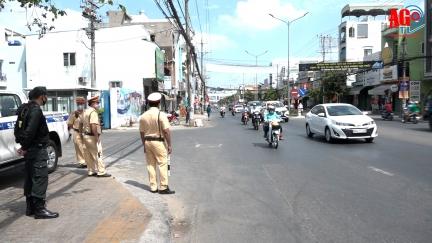 Đẩy mạnh các biện pháp đảm bảo trật tự an toàn giao thông
