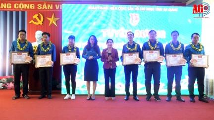 Tuyên dương đảng viên trẻ tiêu biểu và Thanh niên tiên tiến học tập và làm theo tư tưởng, đạo đức, phong cách Hồ Chí Minh (giai đoạn 2018 – 2020)