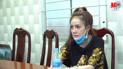 Hotgirl vận chuyển gần 4kg ma túy tổng hợp  từ Campuchia về Việt Nam