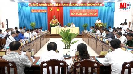 Ban Chấp hành Đảng bộ tỉnh cho ý kiến các dự thảo văn bản trình Đại hội Đảng bộ tỉnh lần thứ XI