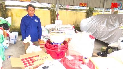 An Giang: Triệt xóa đường dây sản xuất, mua bán thuốc bảo vệ thực vật giả