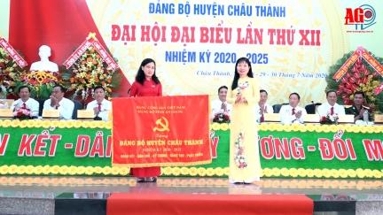 Khai mạc Đại hội đại biểu Đảng bộ huyện Châu Thành lần thứ XII (nhiệm kỳ 2020-2025)