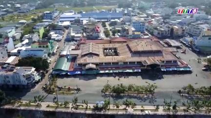 Những thành tựu nổi bật qua 5 năm thực hiện Nghị quyết Đại hội Đảng bộ huyện Tịnh Biên khóa XI, nhiệm kỳ 2015-2020
