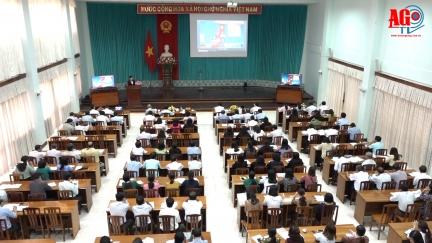 Triển khai nhiệm vụ năm học 2020-2021