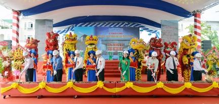 Khởi công xây dựng công trình Nhà hát tỉnh An Giang