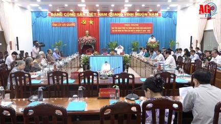 Học tập, quán triệt và triển khai thực hiện Nghị quyết Đại hội Đảng bộ tỉnh lần XI (nhiệm kỳ 2020-2025)