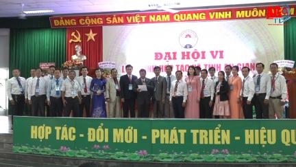 Đại hội Liên minh Hợp tác xã tỉnh An Giang lần thứ VI (nhiệm kỳ 2020 – 2025)