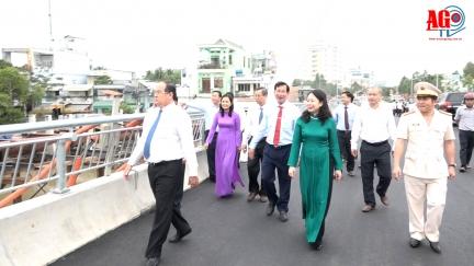 Thông xe kỹ thuật cầu Nguyễn Thái Học