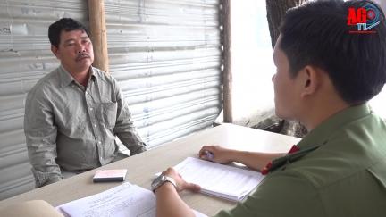 An Giang bắt giữ đối tượng tổ chức đưa 5 người xuất cảnh trái phép