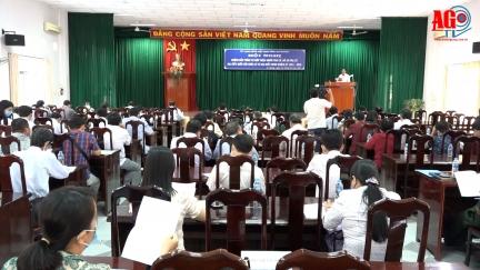 Hướng dẫn nội dung, trình tự, thủ tục và hồ sơ giới thiệu người ứng cử đại biểu Quốc hội khóa XV và đại biểu HĐND các cấp