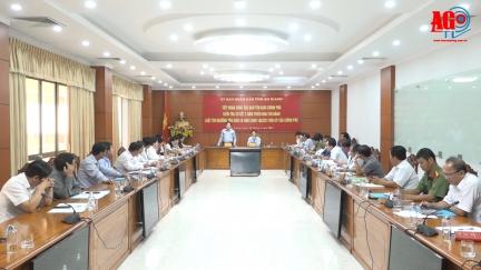 Tình hình tín ngưỡng, tôn giáo ở địa bàn tỉnh An Giang ổn định