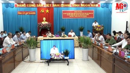 An Giang tiếp tục đẩy mạnh học tập và làm theo tư tưởng, đạo đức, phong cách Hồ Chí Minh